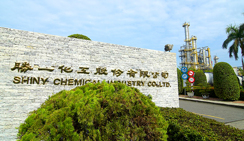 Sales Locations-Shiny Chemical Industrial CO ,Ltd